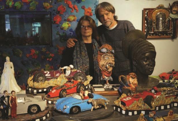 Pam & Craig Booth